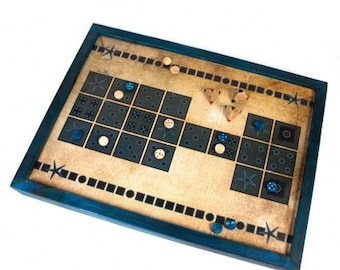 Royal Game of Ur - Ancient Board Game