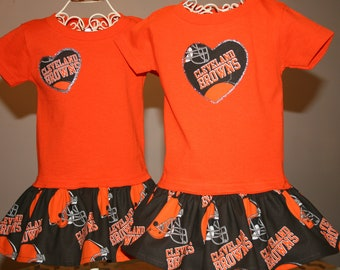 47854a69 Cleveland browns baby | Etsy