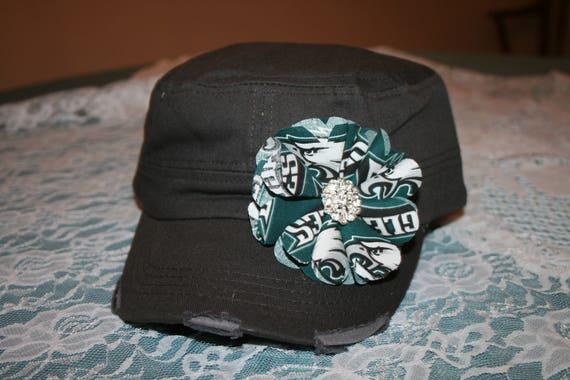 23fbc7874 Dr Gray PHILADELPHIA EAGLES Cadet Style Hat Cap Hats w  a