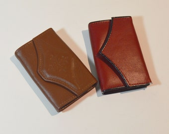 Princess Gardner Leather Key Wallets/Pouches