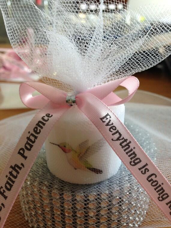 25 Hummingbird Baby Shower Favors Bridal Shower Favors Etsy