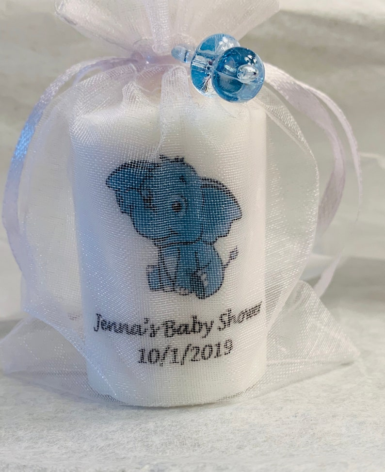 Sale Customized Baby shower favors gender neutral favors image 0