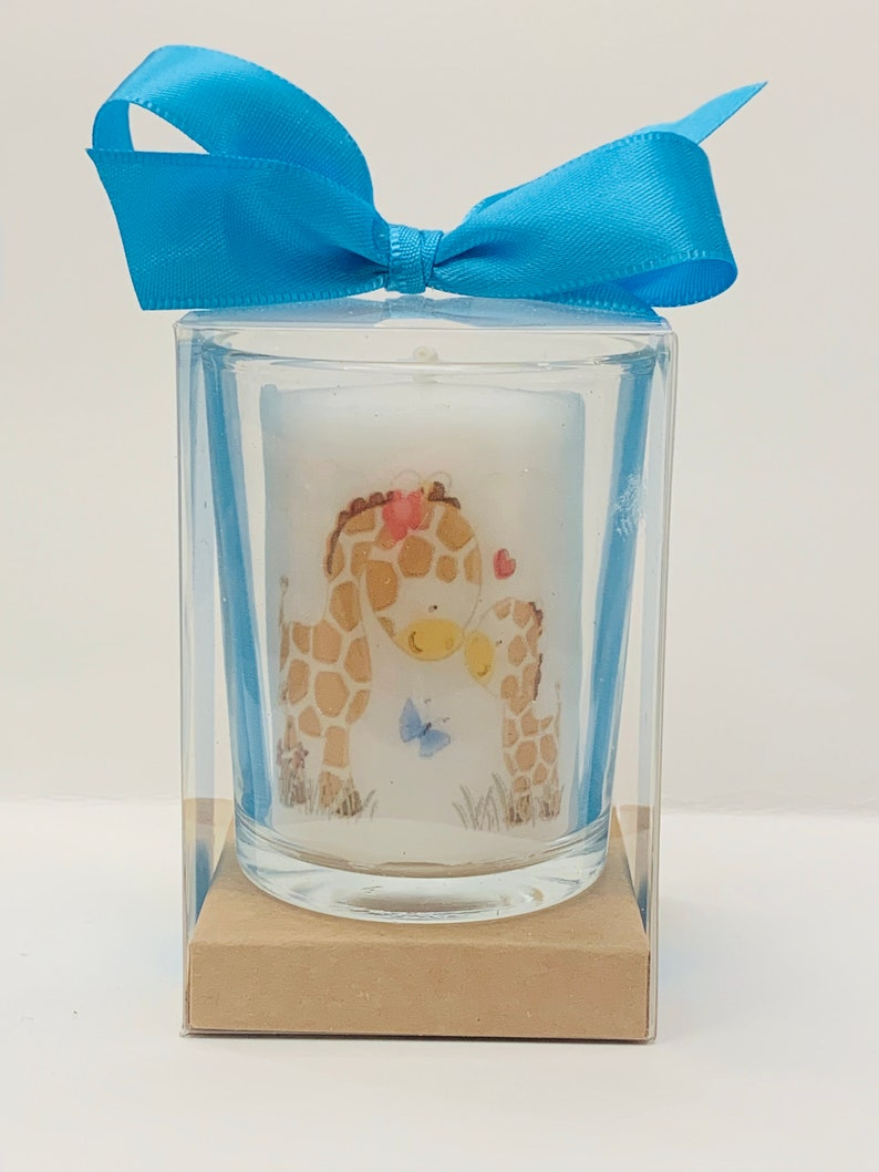 Personalized Baby shower favors gender neutral favors image 0