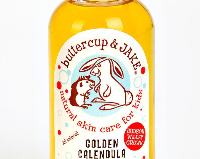Featured listing image: Buttercup & Jake Golden Calendula Oil 4 oz.
