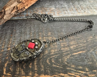 Stone Pendant Necklace 4