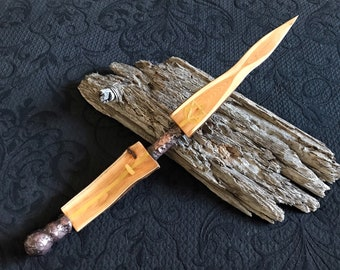 Ritual Tool with The Cancellarius Wand imagery