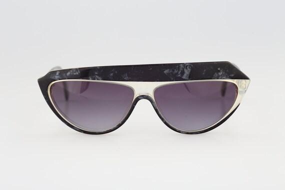 Silhouette futura M 3098, Vintage 80s unique futur