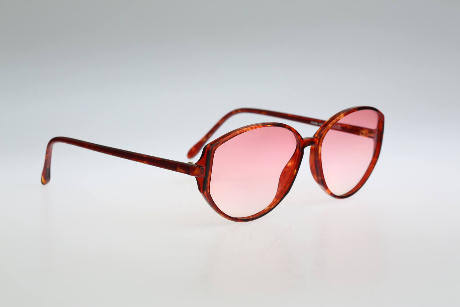 Silhouette M 1803 C 1218 Vintage 90s tinted pink lenses