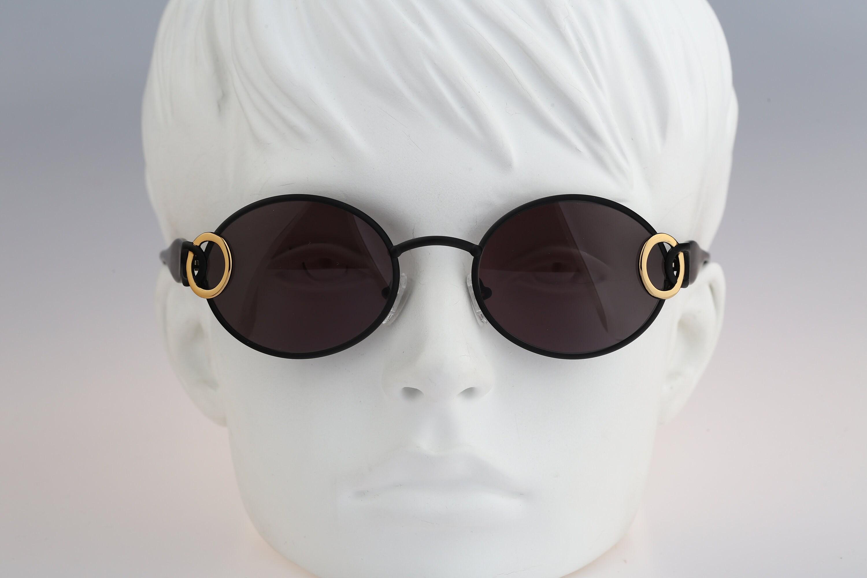 Round sunglasses Ventura Magic Tracy CM43 Vintage 90s unique