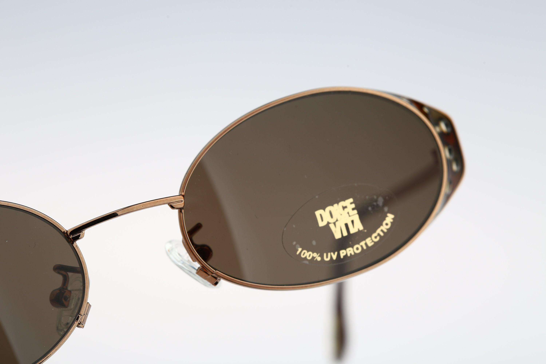 Side shields sunglasses Dolce Vita C-04  DVS-52 Vintage 90s