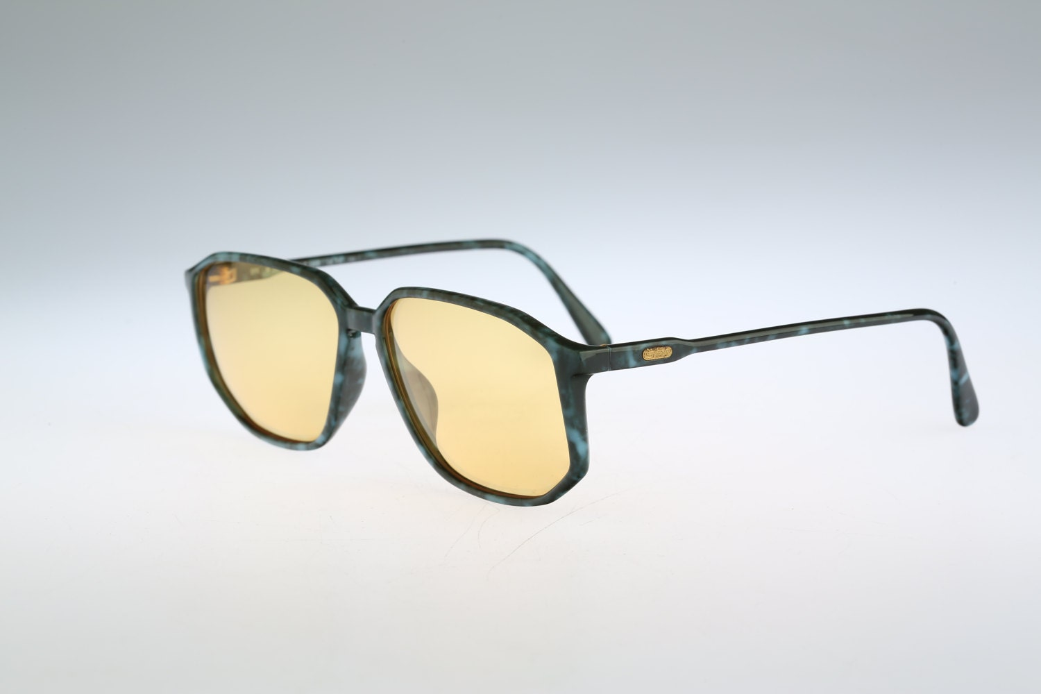 Silhouette M 2711 20 C 1480 Vintage 80s tinted yellow lenses