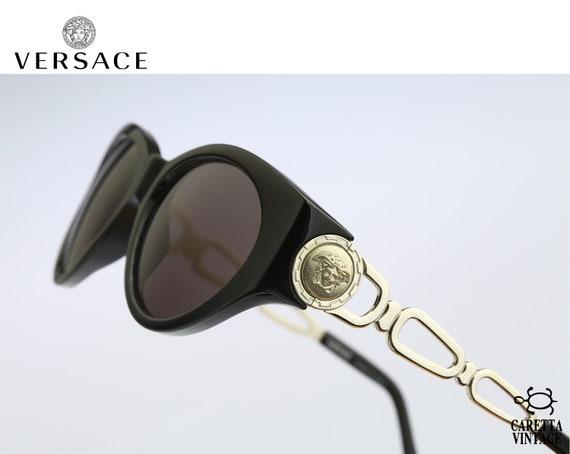 Gianni Versace 490 N52 Medusa head, Vintage 90s c… - image 1