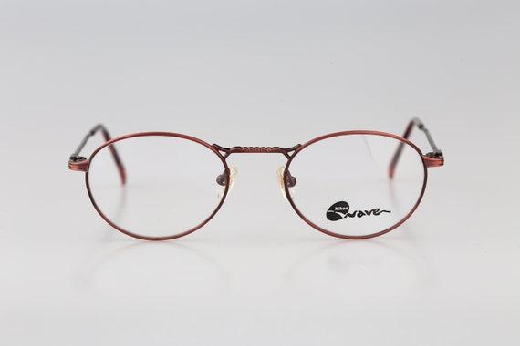 WA 7441 unisex Nikon eyeglasses frame mod