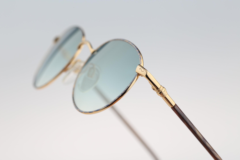 Small round sunglasses Silhouette M 6334 30 V 6054 Vintage