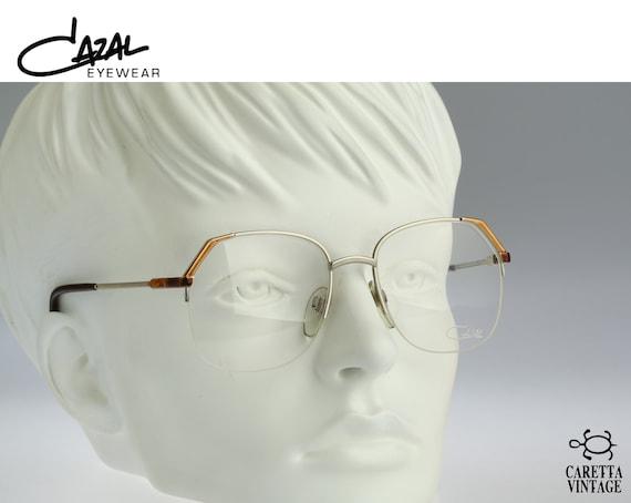 440cc4e33162 Cazal 215 80 Vintage oversized squre eyeglasses 80s optical