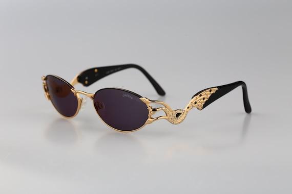 Rhinestone sunglasses, Galitzine G 30 1, Vintage 9