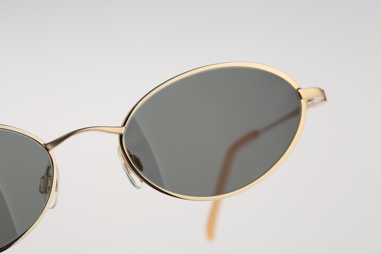 Rodenstock R 4391 A Titanium Vintage 90s unique slim gold