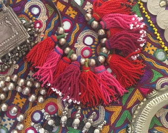 Zala tassel necklace