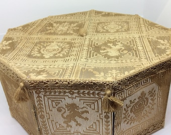 Victorian Lace Food Cover