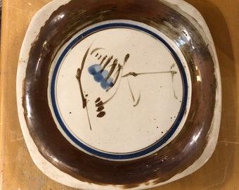 Vintage Dansk Plate