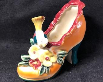 Springtime Shoe Planter