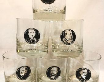 Innovators and Inventors Rock Glasses