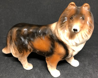 "5"" Collie Figurine"
