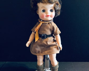 1967 Effanbee Brownie Doll