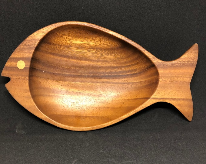 Featured listing image: Philcraft Monkeywood Fish Bowl
