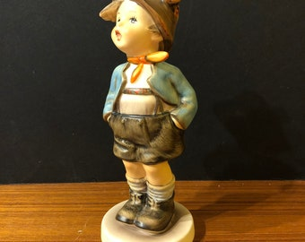 "Goebel Hummel ""Brother"" Figurine 95 no sticker"