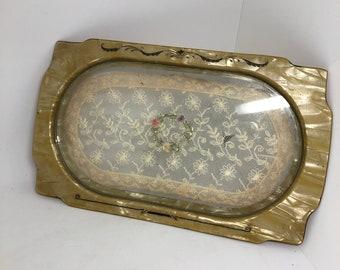 Vintage Bakelite Jewelry Tray