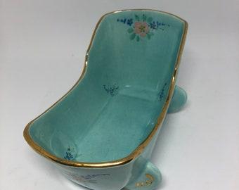 1940s Pottery Cradle