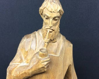 German Craftsman Sculpture
