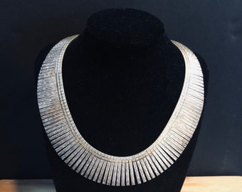 Vintage Italian 925 Silver Necklace