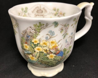 Royal Doulton Spring Beaker
