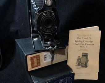 Eastman Kodak 2A Hawk-Eye Camera