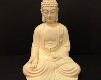 "7"" Resin Buddha"