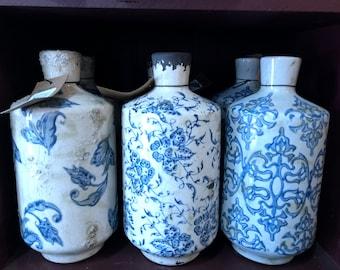 Creative Coop Pottery Vase