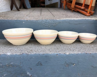 Oven Proof Nesting Bowls