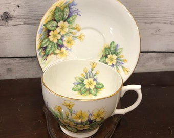 Clarence English Tea Cup