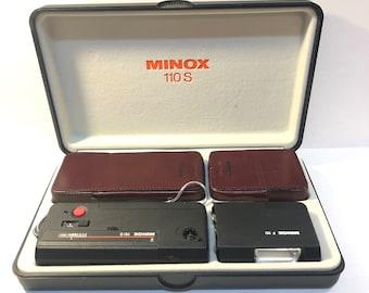 Minox 110S Camera