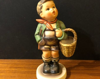 "Goebel Hummel ""Village Boy"" Figurine 51 2/0"