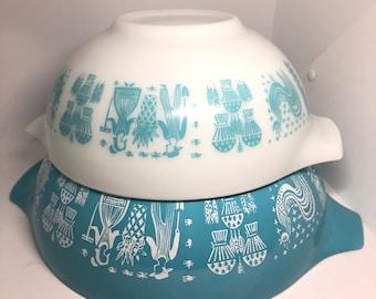 Pyrex Cinderella Mixing Bowls