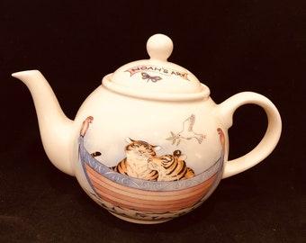 Arthur Wood Noah's Ark Teapot