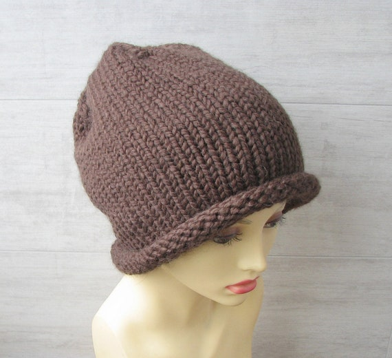 Long Beanie XXL Beanie Hat Knitted Long Slouch 11in New