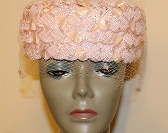 25939a407 Ladies pillbox hat   Etsy