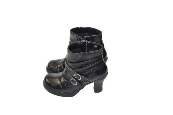 Black Ankle Boots Women's Black Ankle Boots Women'