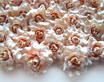 Silk Flower Clip Etsy
