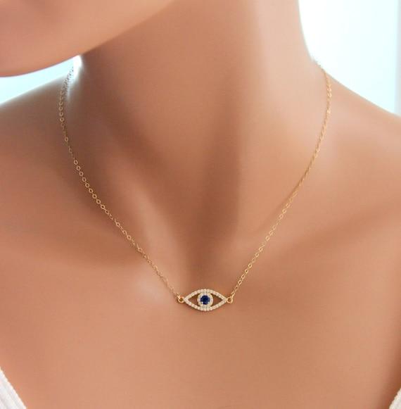 Evil Eye Amulet Pendant