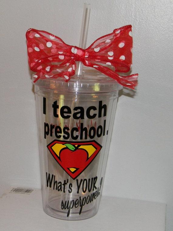 Teacher Christmas Gifts.Preschool Teacher Christmas Gift Preschool Teacher Cup Teacher Appreciation Gift Personalized Teacher Gifts Preschool Cups